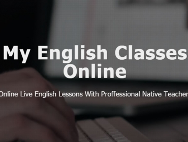 My English Classes Online Video